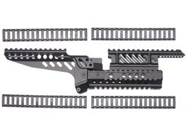 5 Picatinny Hand Guard Rail System for AK 47/74