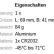 Aimpoint Micro T-1 Picatinny 2 MOA Schwarz | Bild 2