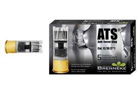 Brenneke Anti-Terror-Slug 12/70 27.5g 5 Schuss