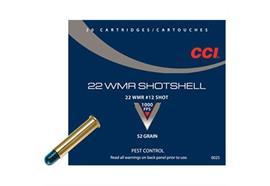 CCI 22 Magnum Shotshell 20 Schuss