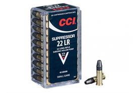 CCI 22L.r Subsonic HP 50 Schuss