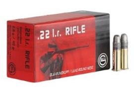 Geco .22 Long Rifle Rifle 50 Schuss
