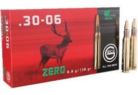Geco .30/06 Sprgfld Zero 8.8g 20 Schuss