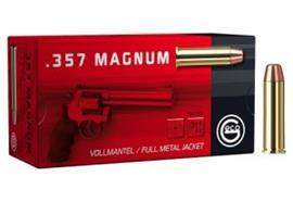 Geco 357 Magnum 10.2g VM 50 Schuss
