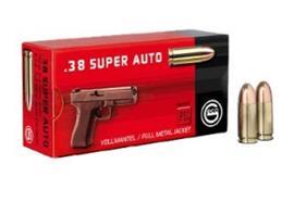 Geco 38 Super Auto 8g VM 50 Schuss
