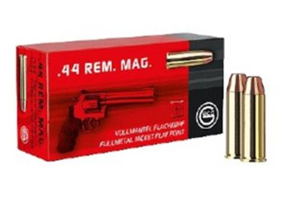 Geco 44 Rem. Mag, VM 50 Schuss