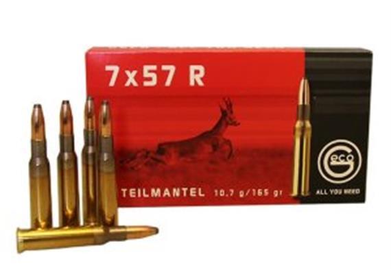 Geco 7x57 R 10.7g TM 20 Schuss