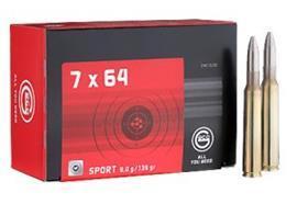 Geco 7x64 Sport 9g 20 Schuss