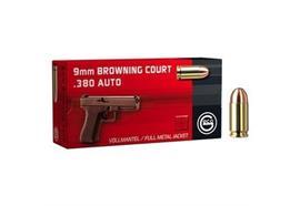 Geco 9mm Browning 6.2g VM 50 Schuss