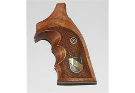 Griffschale zu Smith & Wesson K & L FrameSquarebut