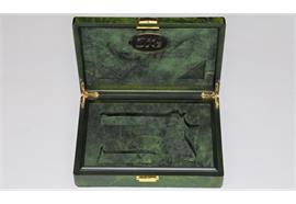 Holzbox Alcantara Auskleidung SIGP210