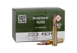 Magtech 223Rem 55grs 50 Schuss