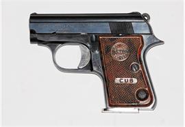 Pistole Astra SA 6.35mm