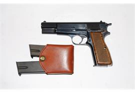 Pistole Browning FN High Power 9mm Para