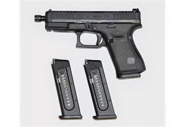 Pistole Glock 44 22 LR mit Gewinde