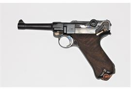 Pistole Mauser P 08 1918 9mm Para