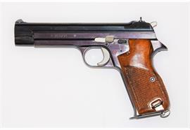 Pistole SIG P210-6 Poliert 9mm Para