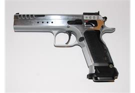 Pistole Tanfoglio Limited Custom 2019Cromata 40S&W
