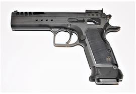 Pistole Tanfoglio Limited Custom SHK Black 40S&W