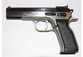 Pistole Tanfoglio Match 9mm Para