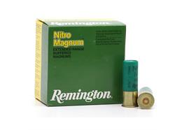 Remington 12/70 Nitro Magnum NR4 11/2OZ 25 Schuss