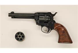 Revolver Röhm 66, 22 LR & 22 Magnum