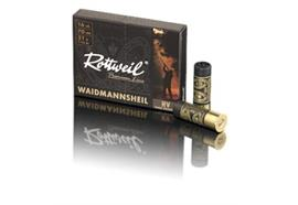 Rottweil 16/70 WheilSchwarz 31g No1-4.0mm 10Schuss