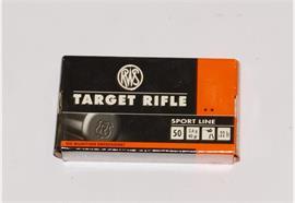 RWS 22L.r Target Rifle 50 Schuss