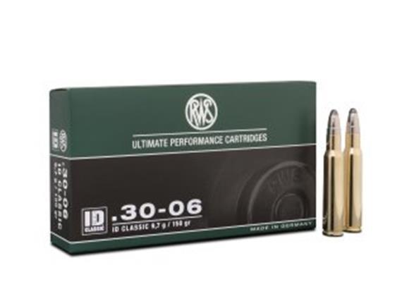 RWS .30/06 Sprgfl ID Classic 9.7g 20 Schuss