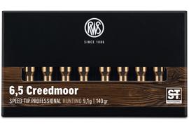 RWS 6.5Creedmoor Speed Tip Pro 9.1g 20 Schuss