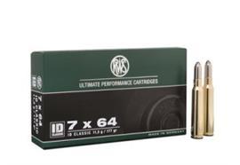 RWS 7x64 11.5g ID Classic 20 Schuss