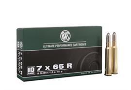 RWS 7x65R 11.5g ID Classic 20 Schuss