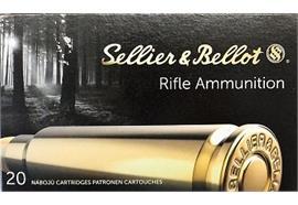 Sellier & Bellot 8x57IR 196grs SP 20 Schuss