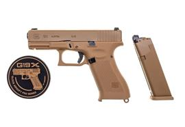 Softair Glock 19X Metal Version GBB