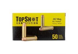 Topshot 357 Magnum 158gr FMJ 50 Schuss
