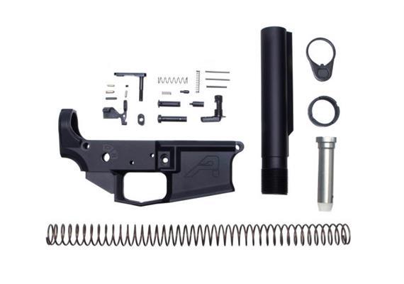 Aero Precision AR15 M4E1 Lower Starter Kit