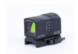 Aimpoint ACRO P-1 schwarz mit 22mm QD Montage