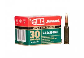 Barnaul 5.45x39 FMJ 30 Schuss