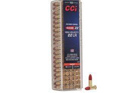 CCI 22 L.R Clean-22 Red 40 grn.100 Schuss