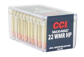 CCI 22 Magnum 1875FPS 50 Schuss