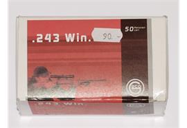 Geco 243 Win 6.8g Target 50 Schuss