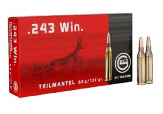 Geco .243 Win 6.8g TM 20 Schuss