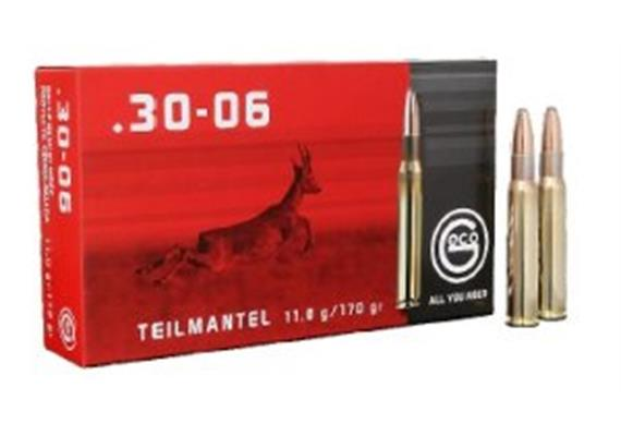 Geco .30/06 Sprgfld 11.0g TM 20 Schuss
