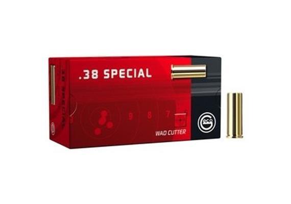 Geco 38 Special 9.6g WC Blei 50 Schuss