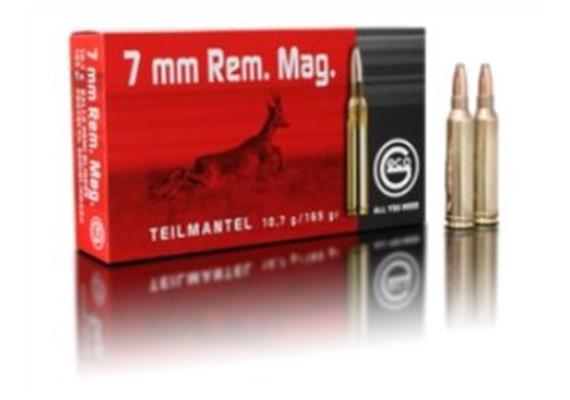 Geco 7mm Rem Mag 10.7g TM 20 Schuss