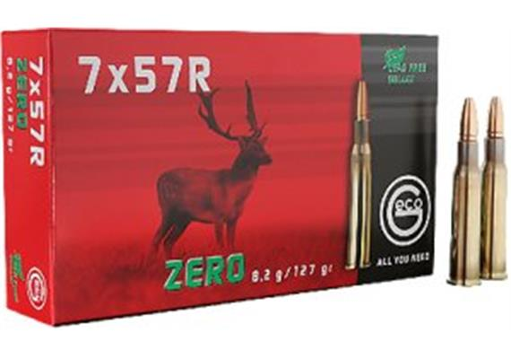 Geco 7x57R Zero 8.2g 20 Schuss