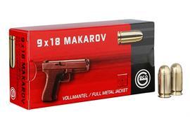 Geco 9mm Makarov 6.15g VM 50 Schuss