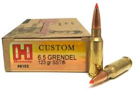 Hornady 6.5 Grendel 123 GR 20 Schuss
