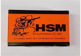 HSM 50 AE 325Gr Flat Point 25 Schuss