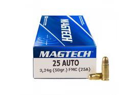 Magtech 25 Auto 50gr FMC 50 Schuss